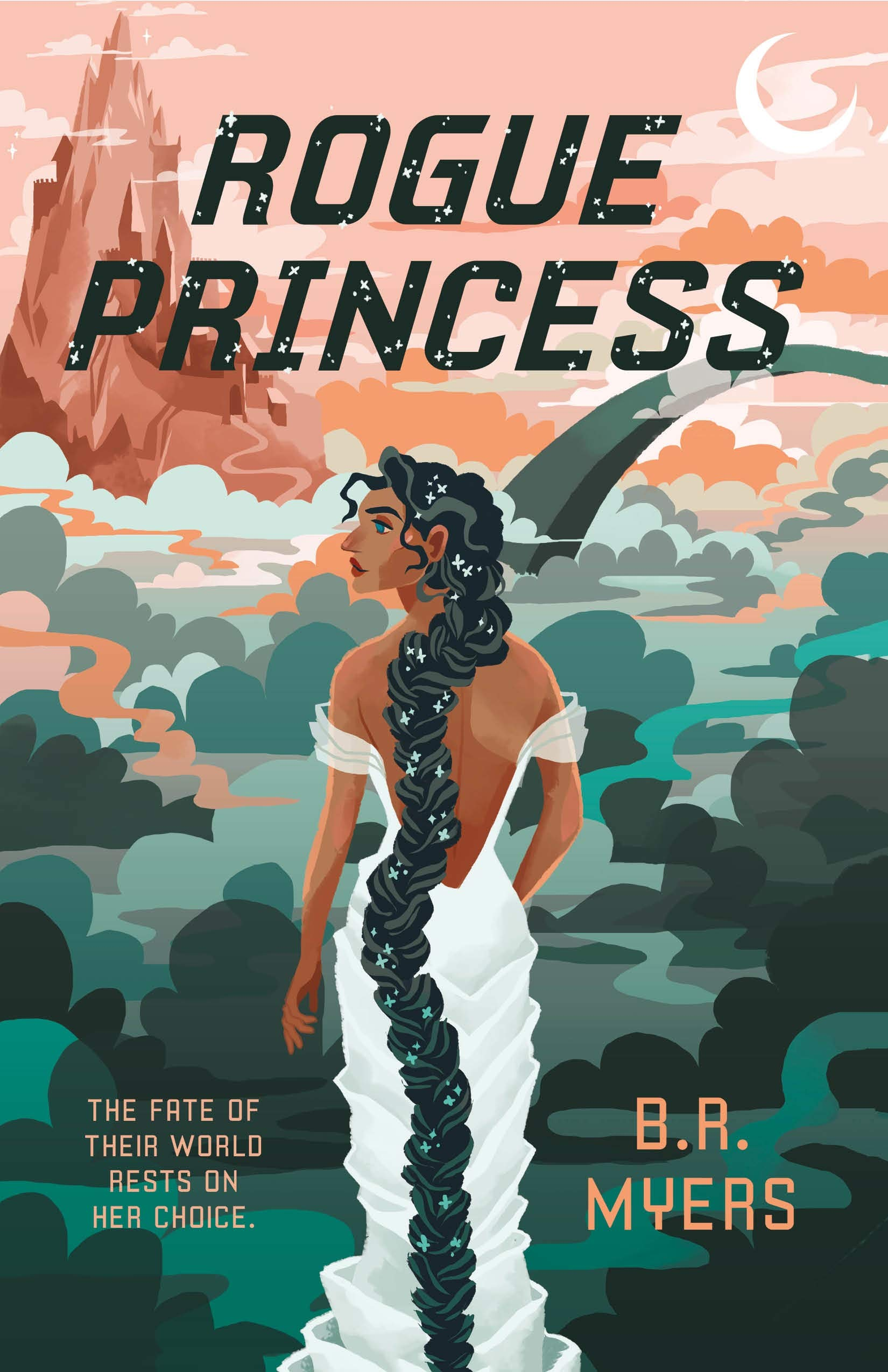 Image result for rogue princess by b.r. myers