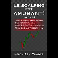 Le Scalping est amusant! 1-4: Partie 1: Trading rapide avec les graphiques Heikin Ashi, Partie 2: Exemples pratiques, Partie 3 : Comment puis-je évaluer mes résultats de trading ?