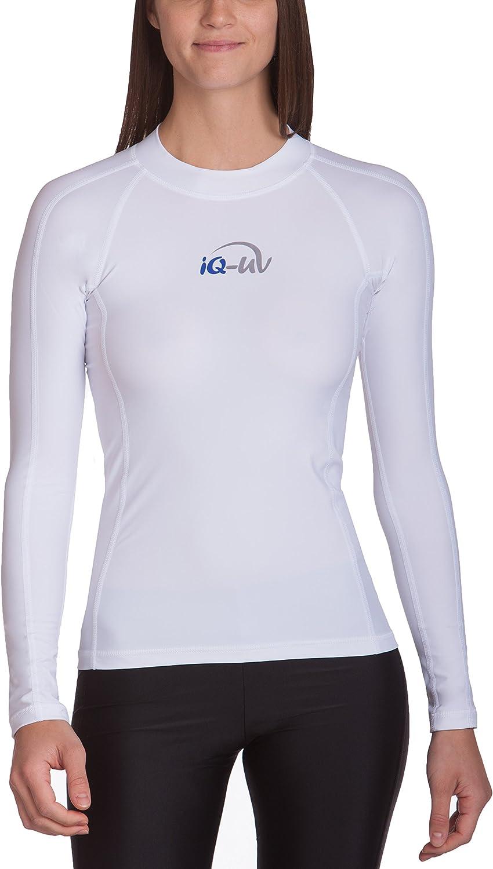Femme IQ Products IQ UV 300 T-Shirt V/êtement Anti-UV