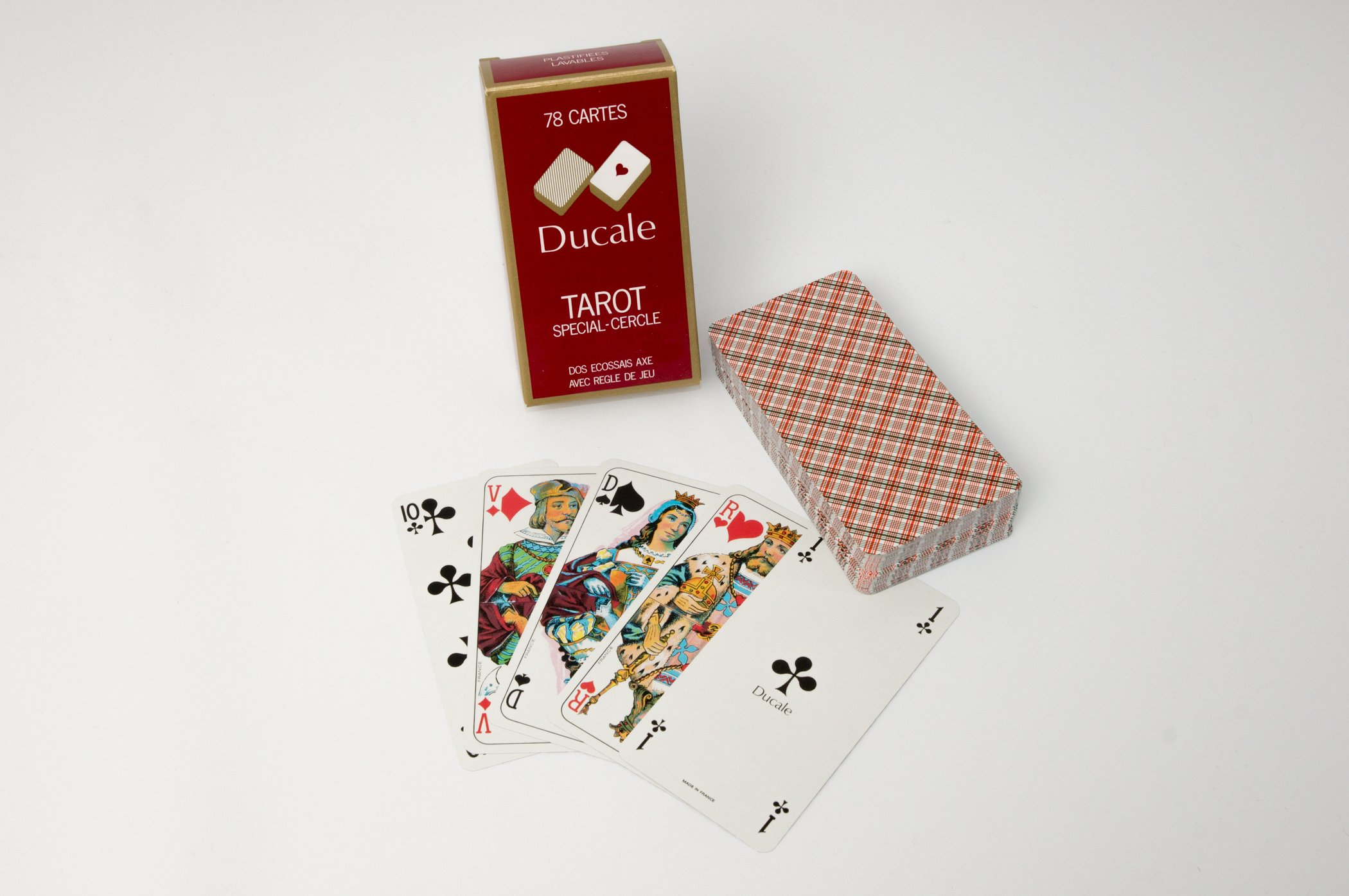 FRANCE CARTES-404680-Card Game-Tarot 78Cards Ducale by FRANCE CARTES (Image #5)