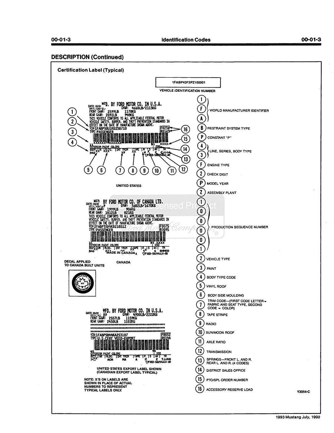 Ford 6000 Cd Wiring Diagram Ford Paint Codes Ford Tractor Wiring