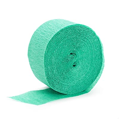 Mayflower Products Seafoam Crepe Paper: Toys & Games