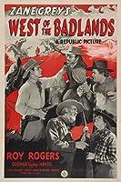 West of the Badlands (1940)