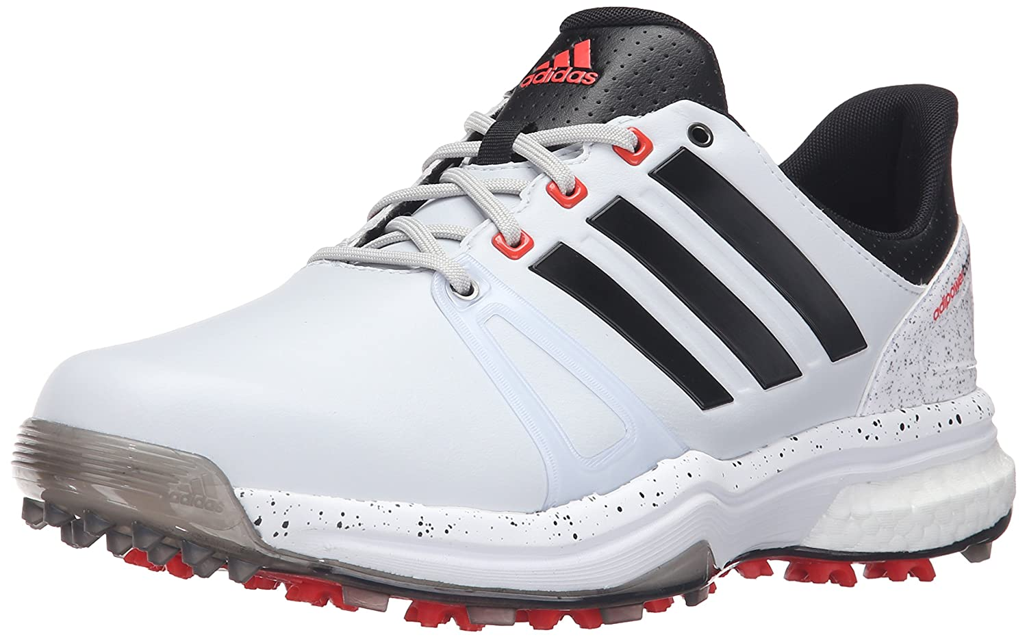 [アディダス] メンズAdipower Boost 2ゴルフCleated 11 Clear/Grey/Black/Fatwa White B01AIWRVOC