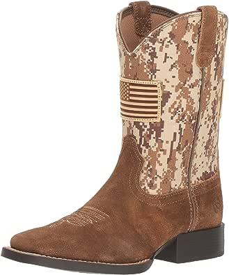 ARIAT Kids' Patriot Western Boot