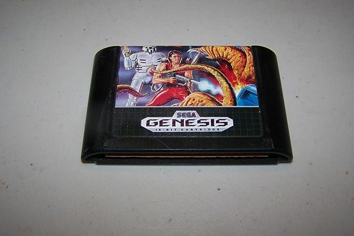 Alien Storm - Sega Genesis