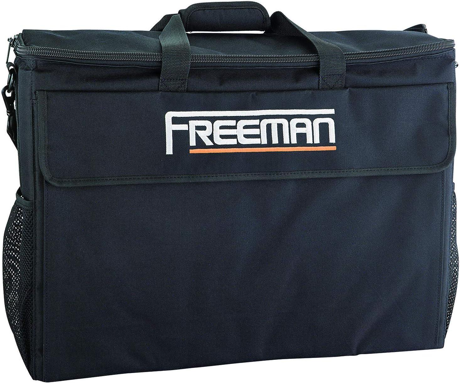 "Freeman FTBRC01 23"" Heavy Duty Tool Bag with Padded Handle"
