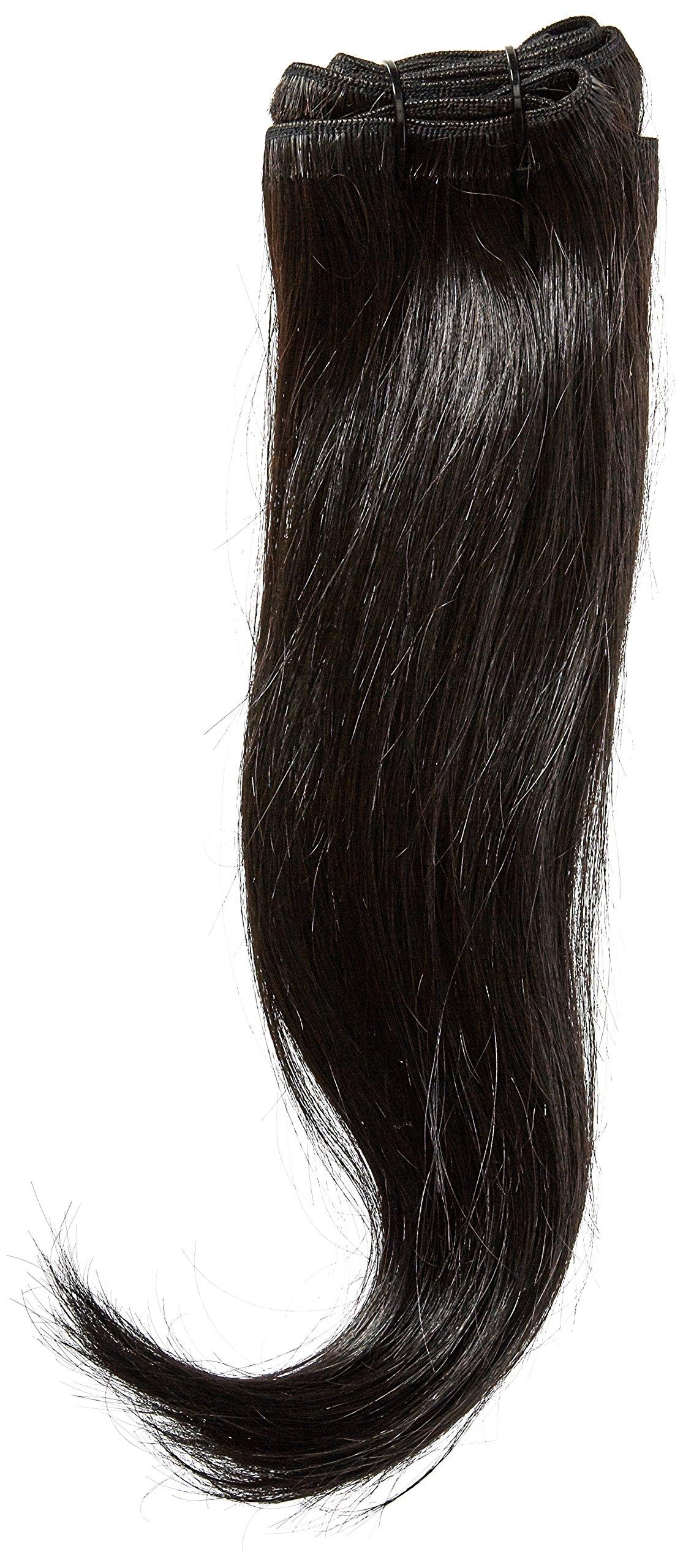 Amazon Indique Virgin Hair Extensions Sea Zen Straight 16