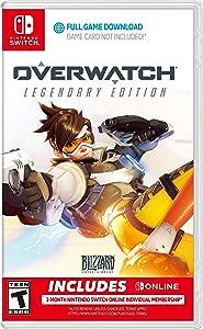 Overwatch Legendary Edition - Nintendo Switch Digital Download
