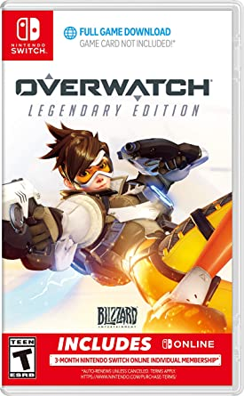 Overwatch Legendary Edition for Nintendo Switch [USA]: Amazon.es ...