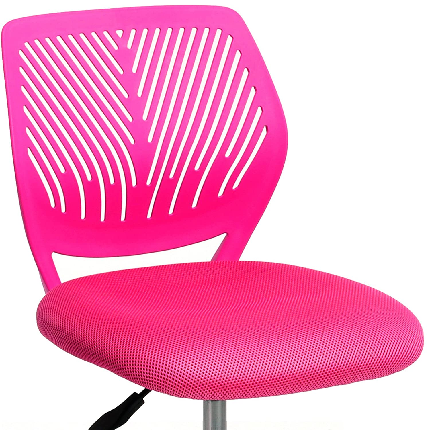 bedroomeasy eye rolling office chairs. aingoo home office task chair mid back adjustable computer desk chairs for children kids study pink amazoncouk kitchen u0026 bedroomeasy eye rolling g