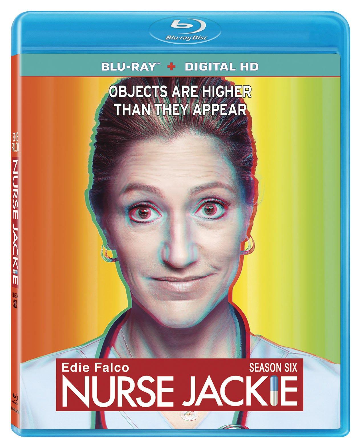 Blu-ray : Nurse Jackie Season 6 (2 Disc)