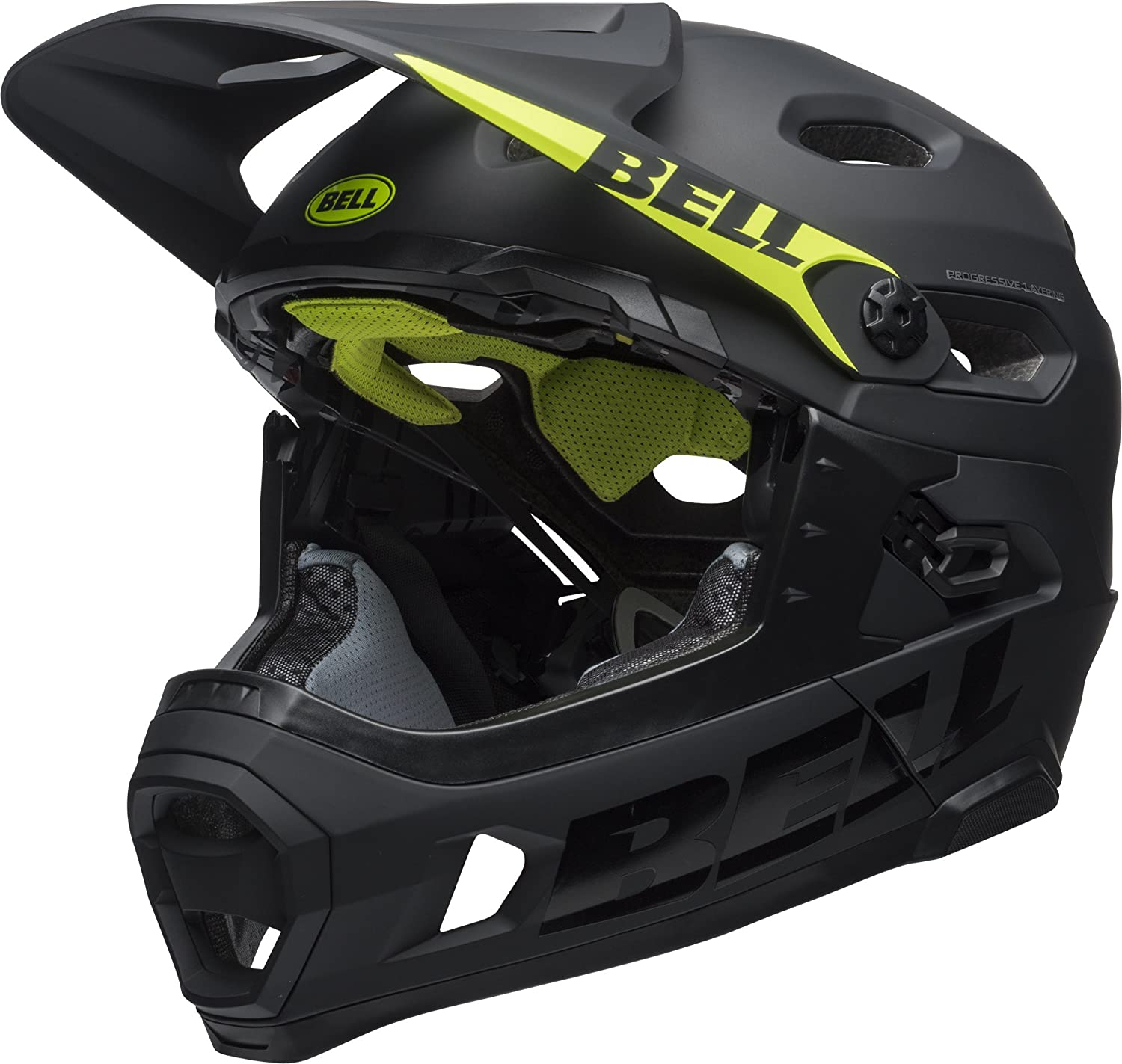 BELL Super Dh MIPS Casco, Unisex Adulto: Amazon.es: Deportes y ...