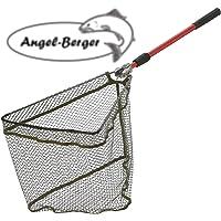 Angel Berger Kescher gummirt Unterfangkescher verschiedene Modelle