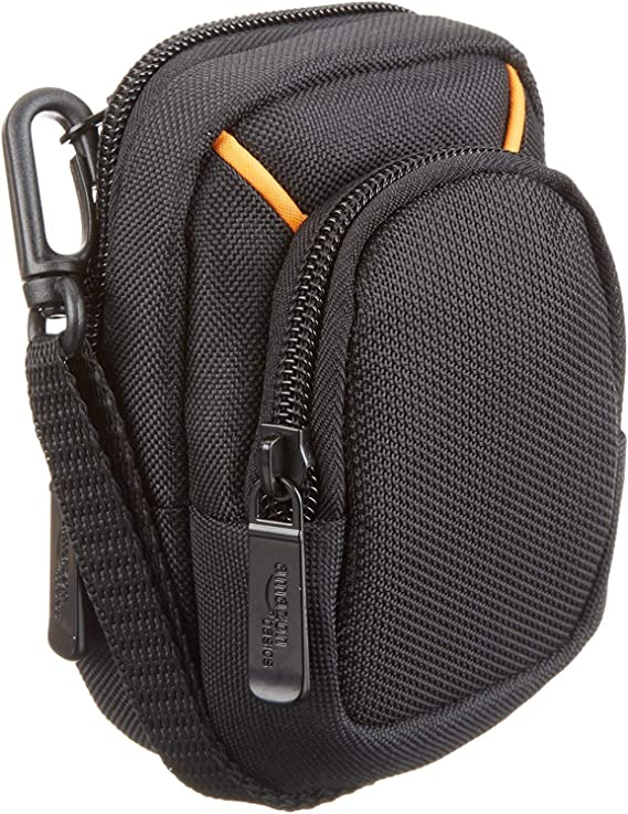 AmazonBasics Medium Point and Shoot Camera Case - 5 x 3 x 2 Inches