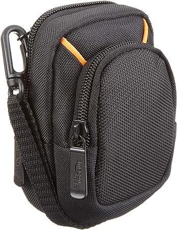 Amazon Com Amazonbasics Medium Point And Shoot Camera Case 5 X 3 X 2 Inches Black Small Camera Case Camera Photo