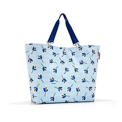 Reisenthel Shopper XL Azul Poliéster Mujeres Bolsa de Playa ...