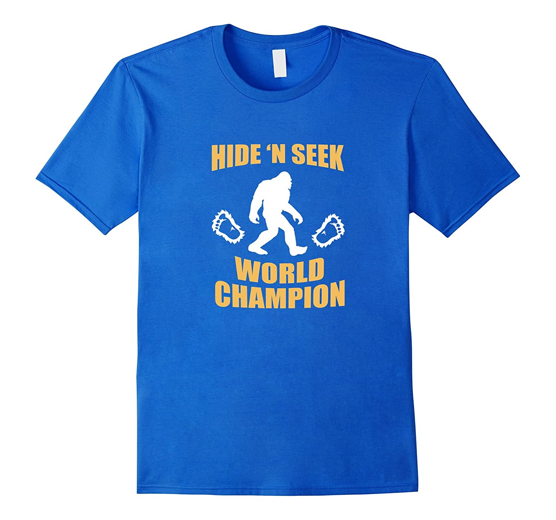7b04ff08b72b Hide 'N Seek World Champion Sasquatch Bigfoot T-Shirt-BN – Banazatee