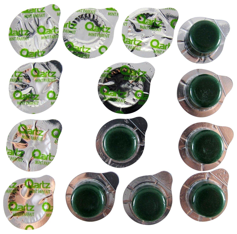 Mint Flavored Professional Strength Tooth Polish - Medium, Coarse, or X-Coarse (Medium Grit) by Qartz