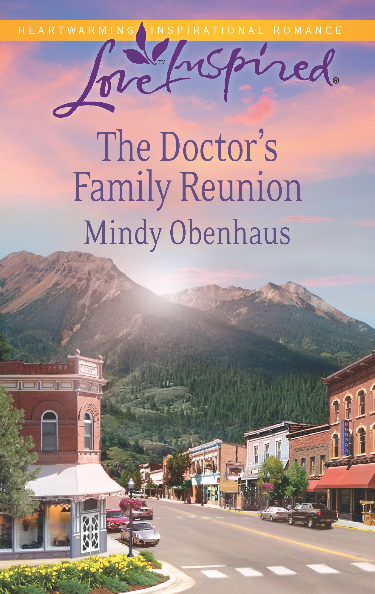 Read Online The Doctor's Family Reunion (Love Inspired) ebook