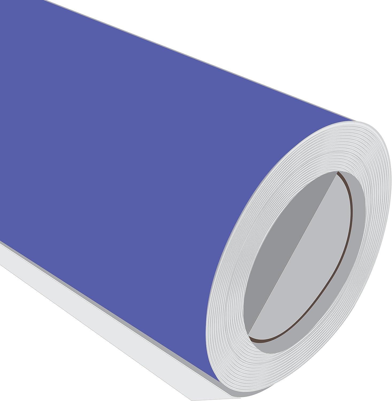 5 m (5 m) rollo de HD brillante azul mate 610 mm de ancho Vinilo autoadhesivo: Amazon.es: Hogar