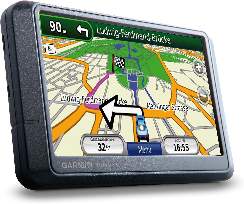 Garmin Nuvi 245WT - Navegador GPS con mapas de Europa: Amazon.es: Electrónica