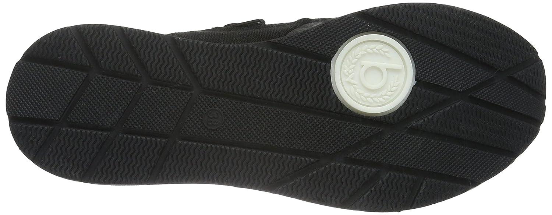 Bugatti J8363pr6n J8363pr6n Bugatti Damen Sneakers Schwarz (Schwarz 100) aa6341