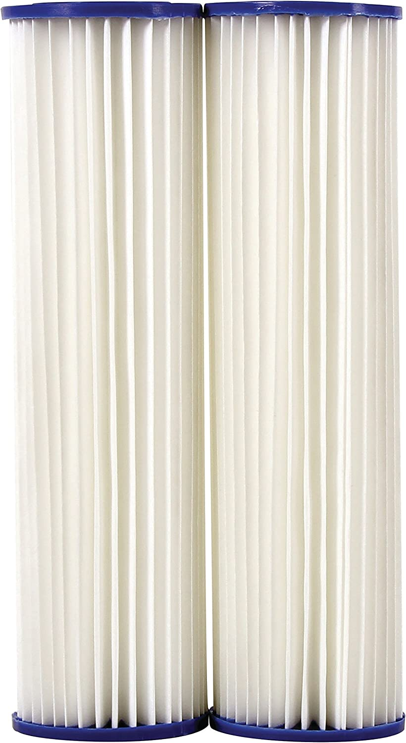 DuPont WFPFC3002 Universal Whole House Pleated Poly Cartridge