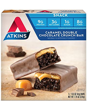 Atkins Advantage Bar Caramel Double Chocolate Crunch