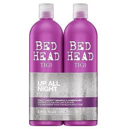 Shampoo e gel balsamo linea  Bed head  della Tigi e1bfda07f947