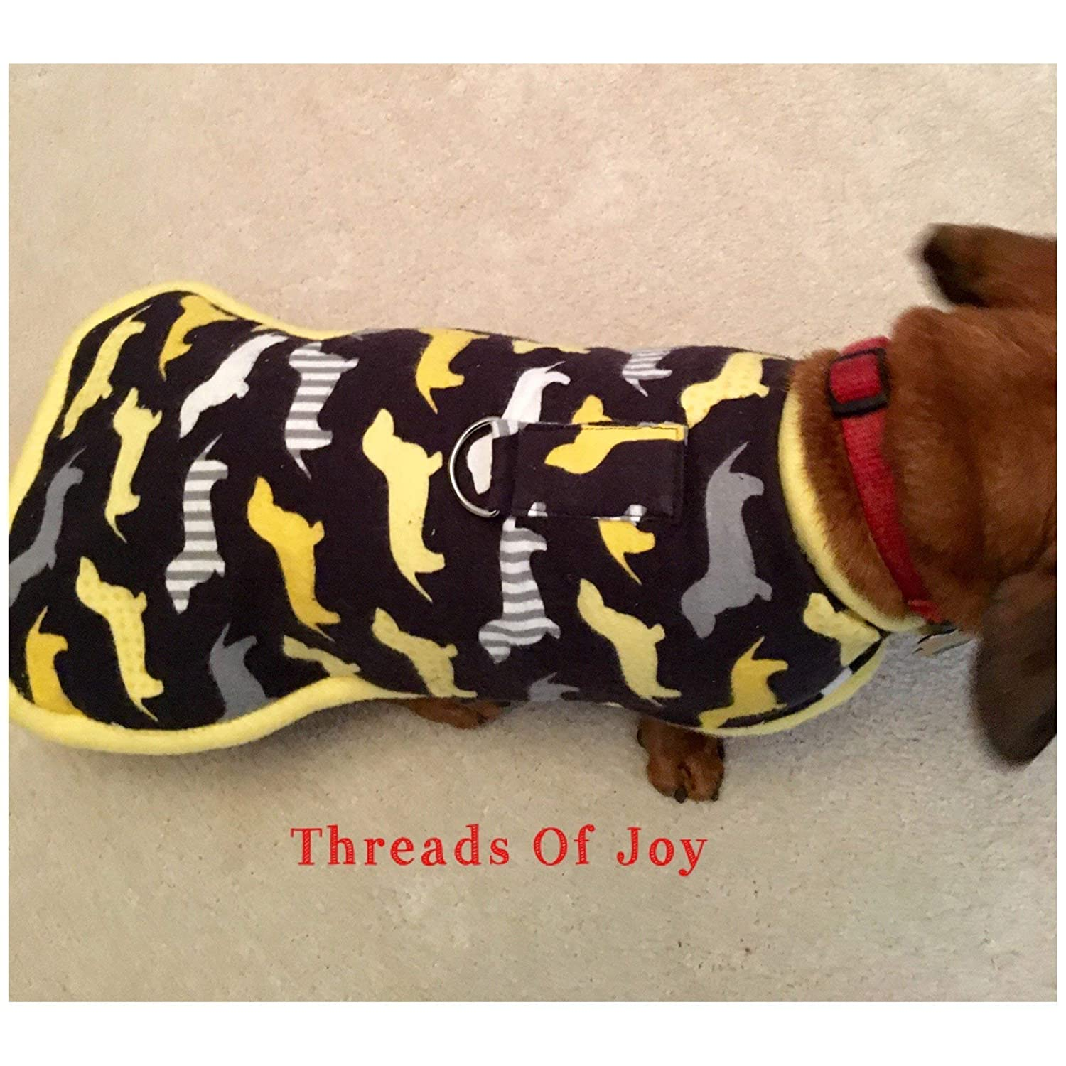 Dachshund Dog Coat Small Dogs Dachshund Pajamas Dachshund Gifts Dachshund Fleece Dachshund Clothing