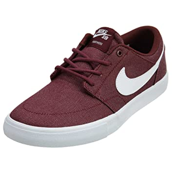 best online special section new photos NIKE SB Portmore II, 880269-610-11, rot, 45: Amazon.de ...