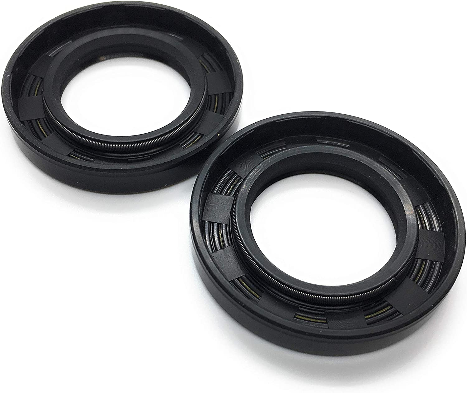 Fits SOME Can-Am Commander Maverick REPLACEMENTKITS.COM Brand Rear Differential Seal 2 Pack Outlander /& Renegade Replaces 705501556