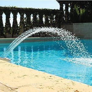 Doheny's Cascade Fountain