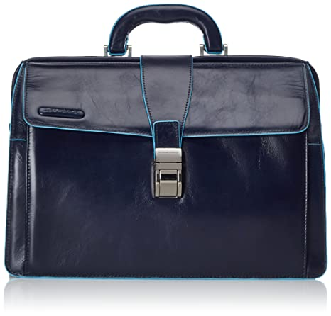 Piquadro Blue Square Borsa Dottore c2b47754d4f