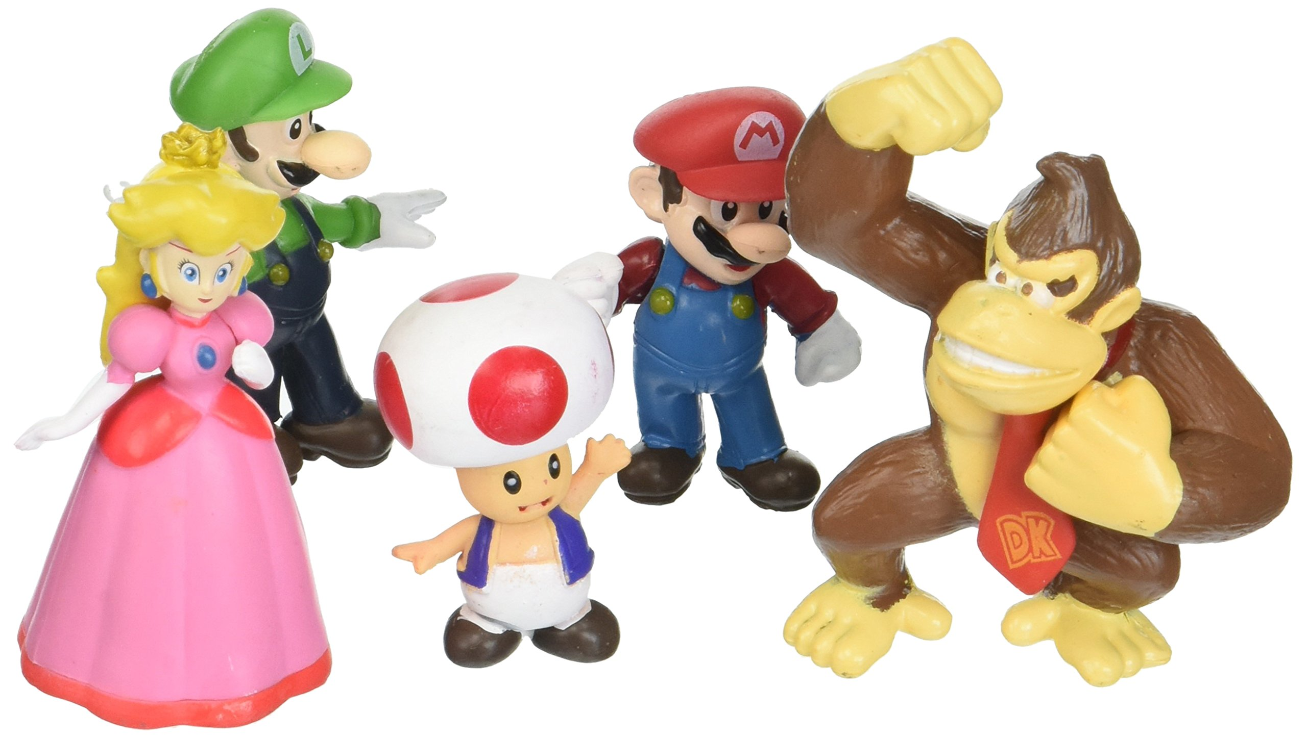 Generic Brothers Figures Set (18 Piece)
