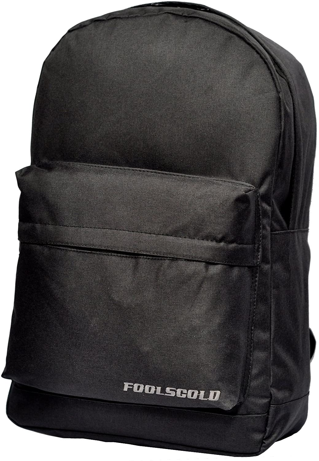 foolsGold Pro Strong Notebook Laptop Backpack Bag up to 15.6 inch in Dark Grey