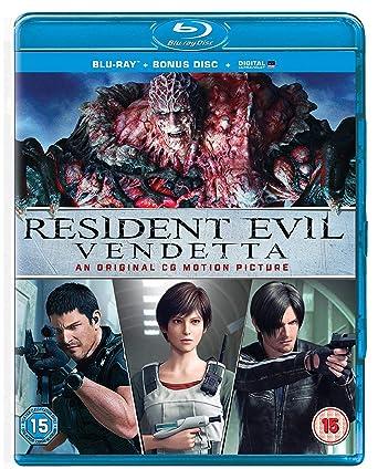 resident evil vendetta full movie english free download