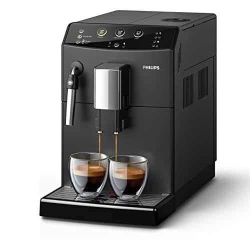 Philips HD8827/01 Série 3000 Machine Espresso Noir