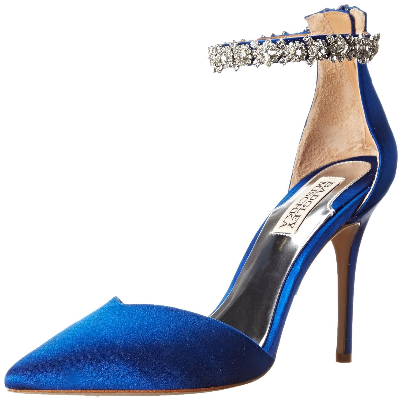 7eb4a4ceb7c58 Amazon.com: Badgley Mischka Women's Flash Dress Pump: Shoes