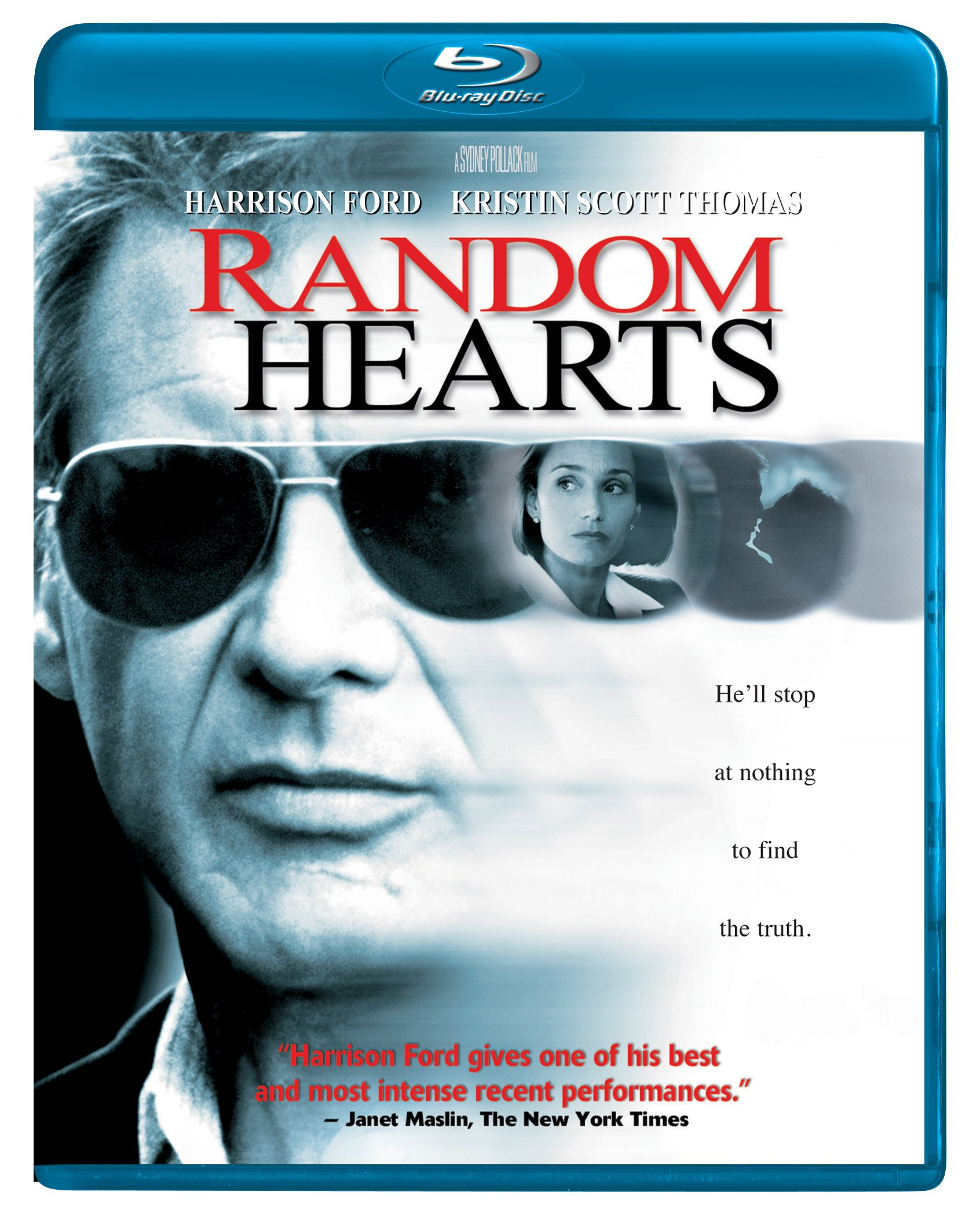 Blu-ray : Random Hearts (Widescreen, Dolby, AC-3, Digital Theater System)