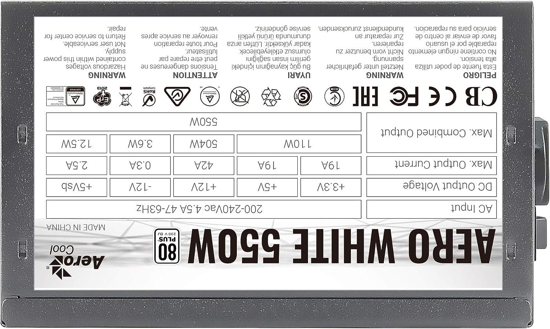 LC-Power LC6350 V2.3 80 Plus Super Silent Netzteil-L/üfter