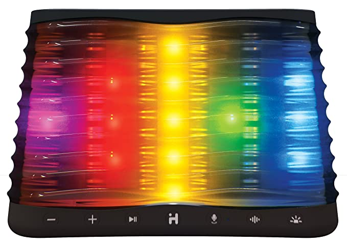 Review iHome iBT751 Color Changing