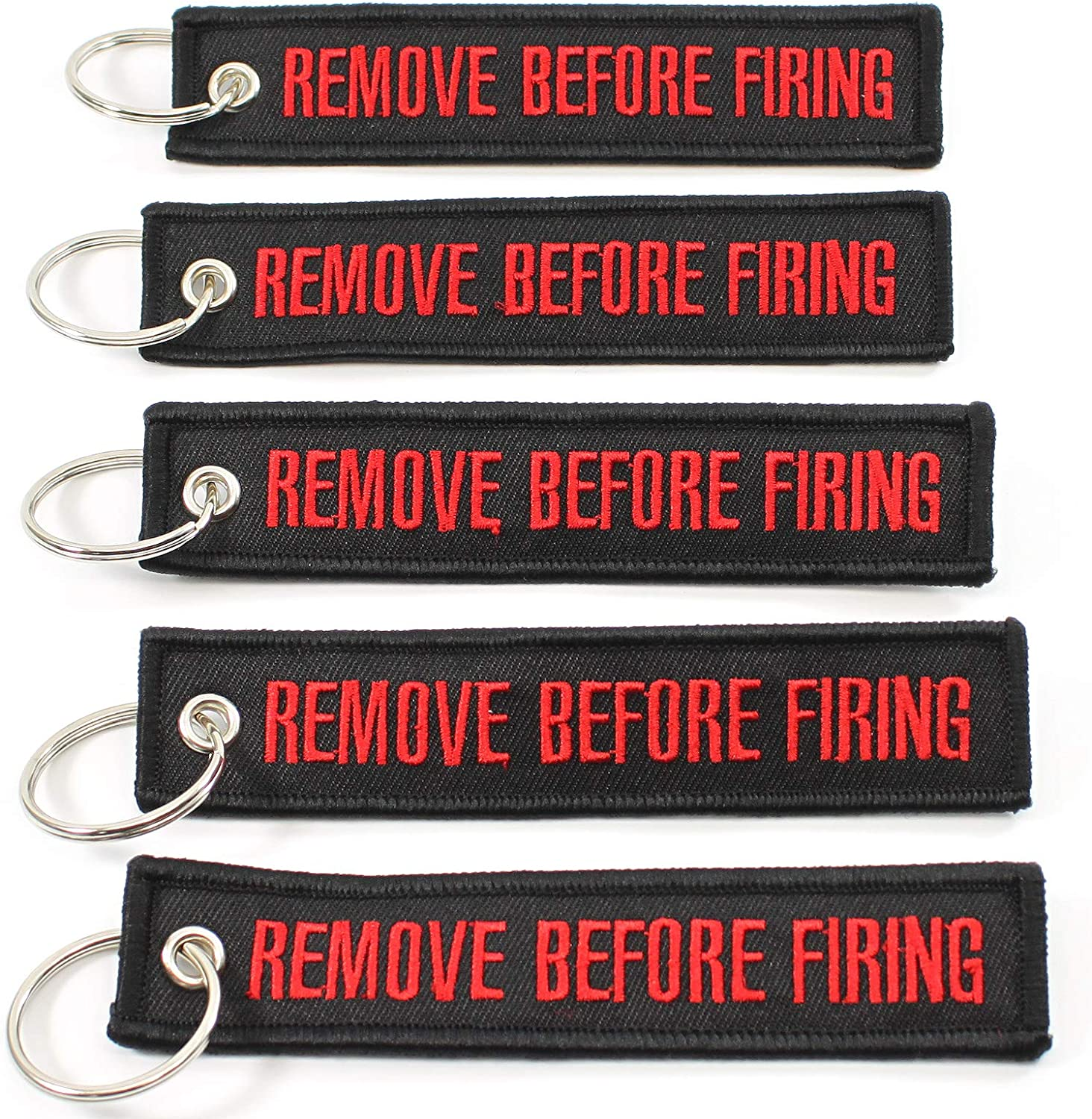 Rotary13B1 Remove Before Firing Key Chains Multi Color 5pcs Sale!