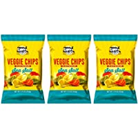 Good Health Veggie Chips Sea Salt 2.75 oz. 3 pack