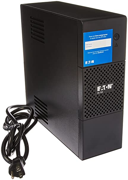 Amazon com: Eaton Electrical 5S700 External UPS: Home Audio & Theater