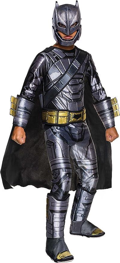 Dawn of Justice - Disfraz de Batman con armadura Premium para ...