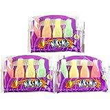 Nik-L-Nip Mini Drinks Candy, 1.39 Ounce, Pack of 3