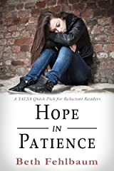 Hope in Patience: Book 2 of The Patience Trilogy Kindle Edition