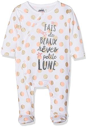 Dodo Homewear Grenouillère Bébé Fille  Amazon.fr  Vêtements et ... 032d8ddbfc9